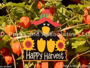 0352-Happy Harvest-Chinese Lantern