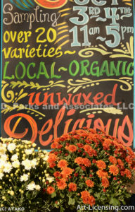 0587-Mums and sign board