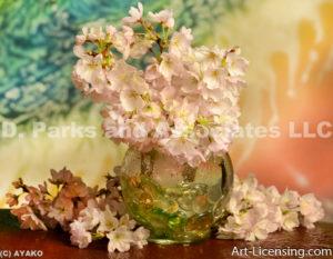 4313-Cherry Blossoms