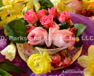 9079-Roses in a tea cup