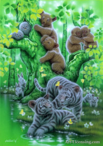 Animals - Mother Tree II