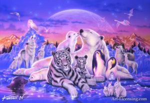 Animals - Family