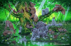 Animals - Mother Tree (2)