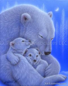 Bear - Cuddle