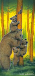 Bear - Tree Climbing (2)