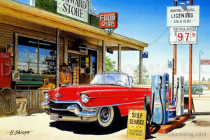 Gas Stand