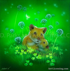Hamster - Warmth