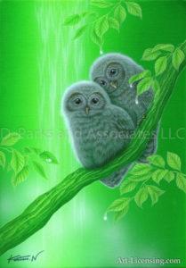 Owl-Always Together