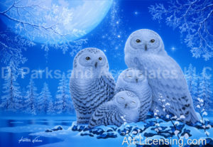 Owl-My Little Angels