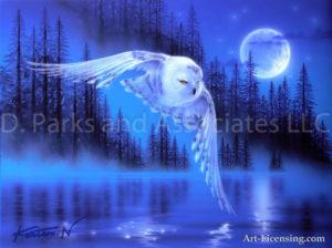 Owl - Silent Flight
