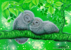 Owl - Time-Together