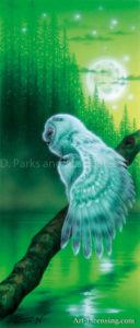 Owl - Wheedling Child