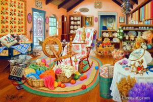 Quilting Yarn Fabric Shop