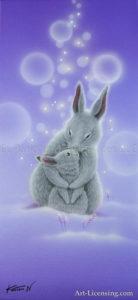Rabbit - Cuddle 4