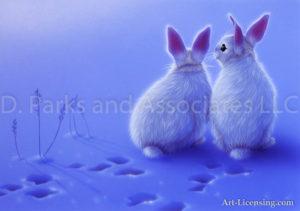 Rabbit - Little Friends
