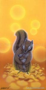 Squirrel - Hug 2