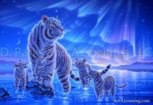 Tiger - Beyond The Aurora