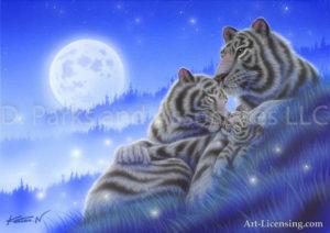 Tiger - Dancing Light