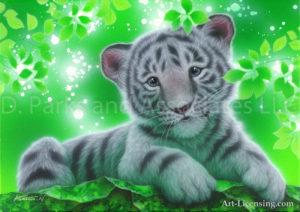 Tiger - Dear Child