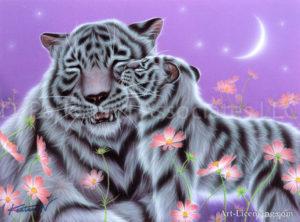 Tiger - I love You Mom