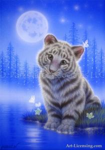 Tiger -Moon Light