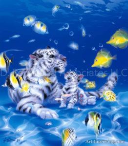 Tiger - Mother Ocean 2