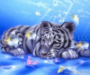Tiger - Mother Ocean 7b