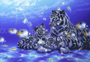Tiger - Mother Ocean 8