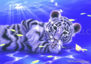 Tiger - Mother Ocean 9
