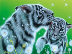 Tiger - Mother's Kiss (2)