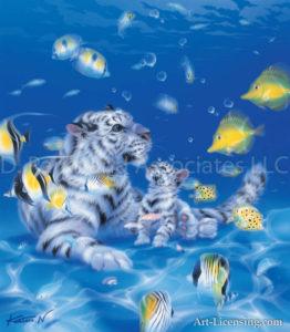 Tiger - Ocean Dream