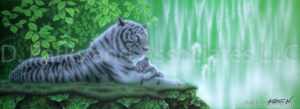 Tiger - Song of the Spring