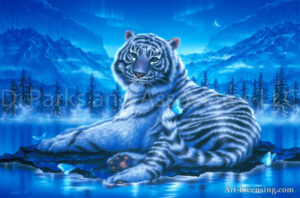 Tiger - The King of Forest