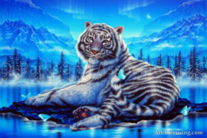 Tiger--The King of Forest