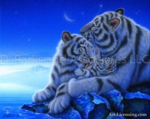 Tiger - Treasure