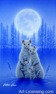 Weasel-Warmth of Family II