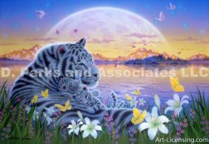 White Tiger-Family Time 2