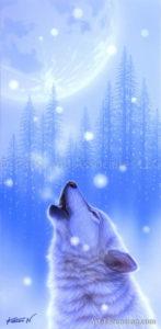 Wolf - White Breath