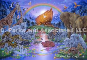 Dawn of a New World - Noah's Ark
