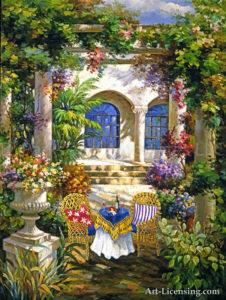Garden of Memories