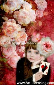 Ace Card of Heart