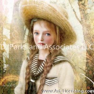 Autumn Swallow hat