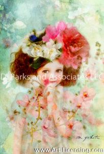 Summer Color Petal