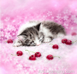 Cherry Dream Kitten