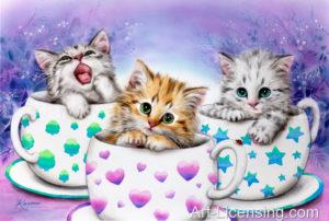 Coffee Break Kittens
