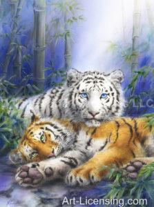 Tiger-Always Together