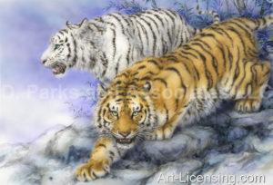 Tiger-Defiance