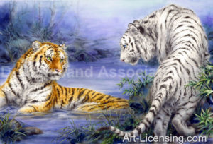 Tiger-First Encounter