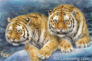 Tiger-Winter Storm