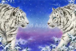White Tiger-Destiny
